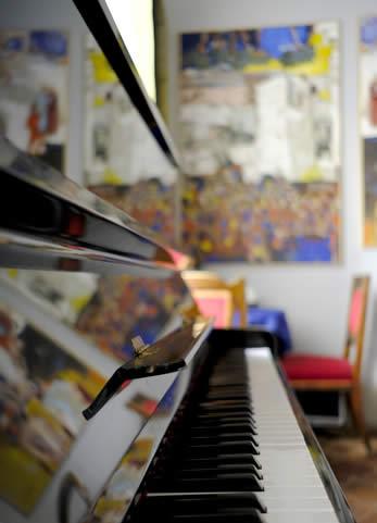dettaglio pianoforte